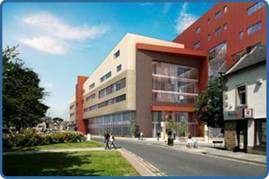 Image of the third projects secured - Barnsley College, UK
